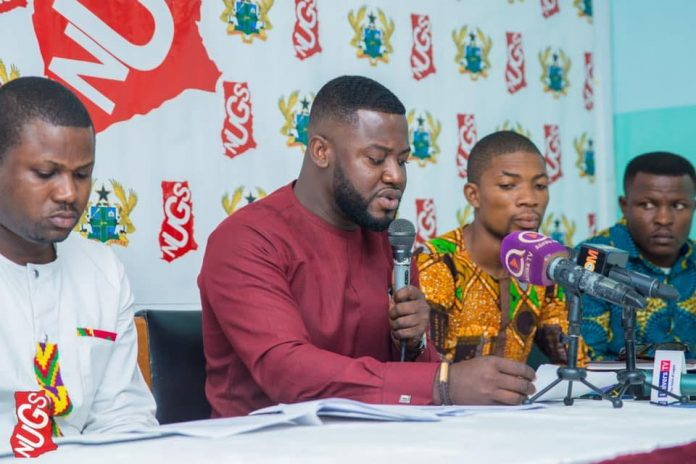 NUGS welcomes the school fees promise by the NDC flagbearer