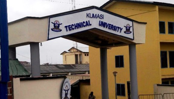 Kumasi Technical University to run hybrid mode of teaching and learning for 20/21 academic year